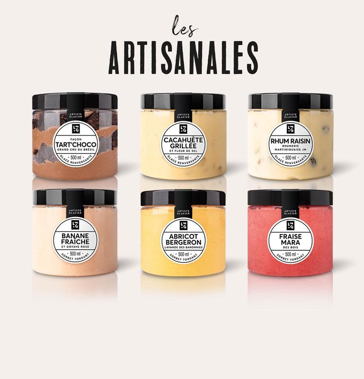 Découvrez les nouveaux parfums de glaces artisanales de la Maison Thiriet !