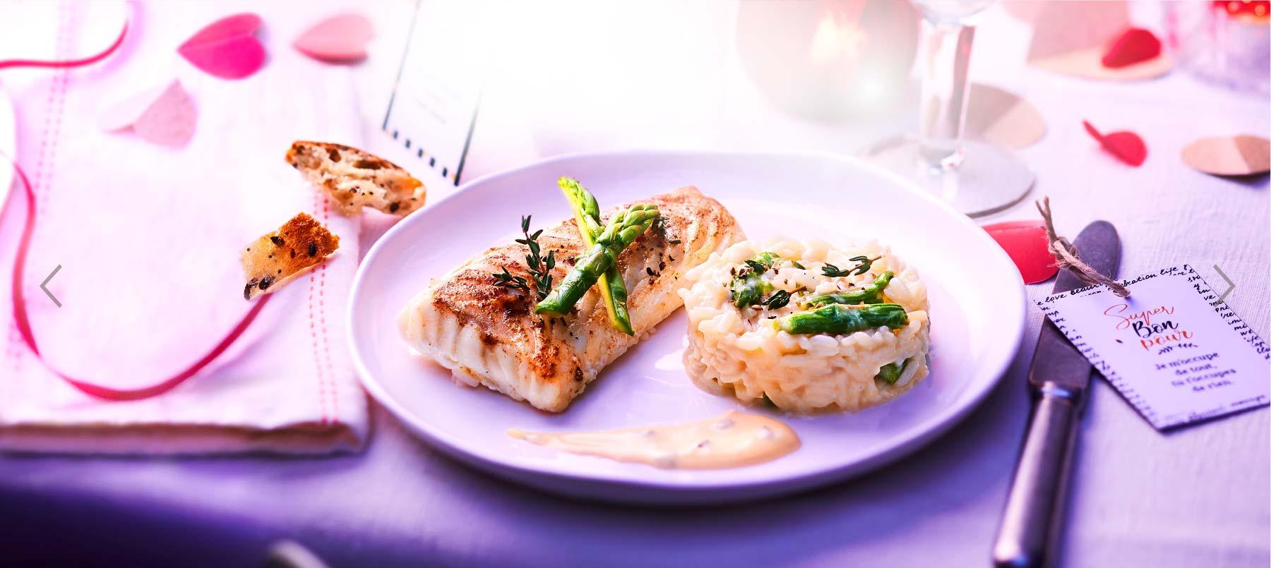 L'amour c'est vous, le dîner c'est nous !™