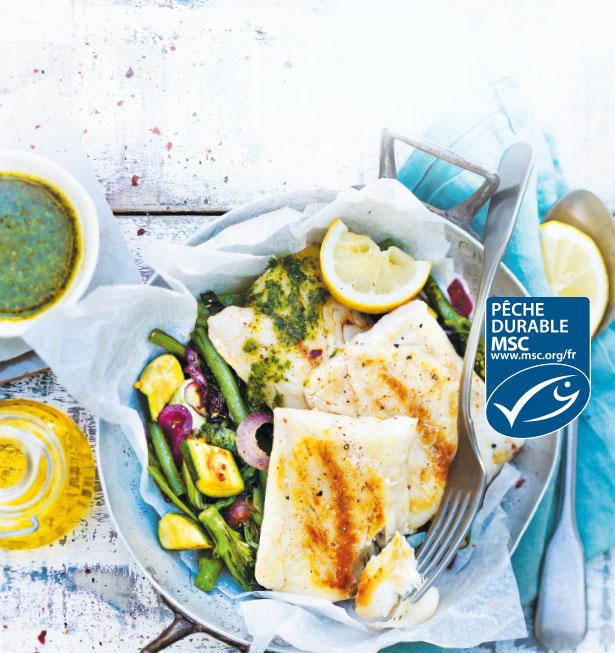 Le label MSC, la recetted'une pêche durable !