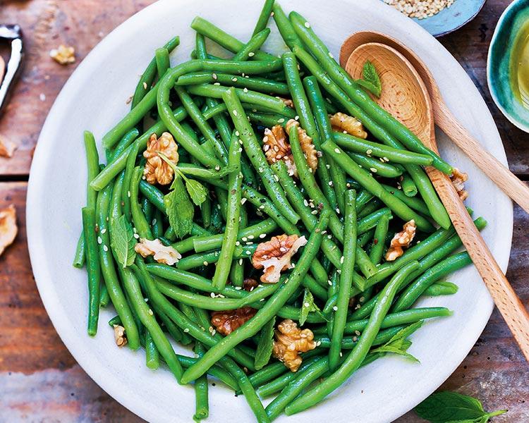 Légumes précuits vapeur - Haricots verts précuits à la vapeur