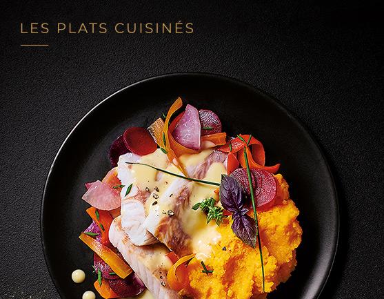 4 : Plats cuisinés