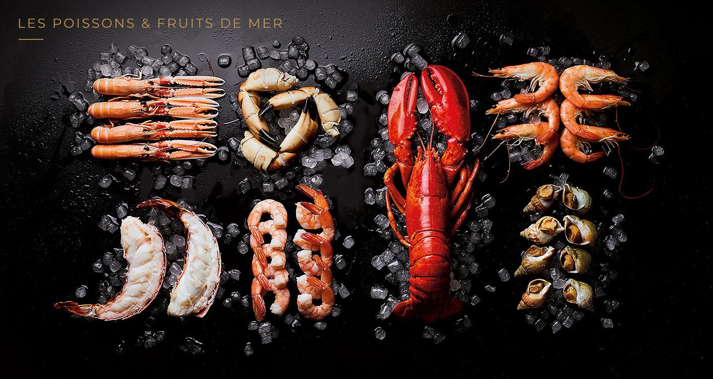 Découvrez les poissons et fruits de mer de Noël de la Maison Thiriet !