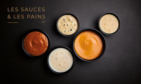9 : Les sauces