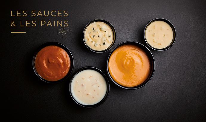 Retrouvez les sauces et pains de la Maison Thiriet !
