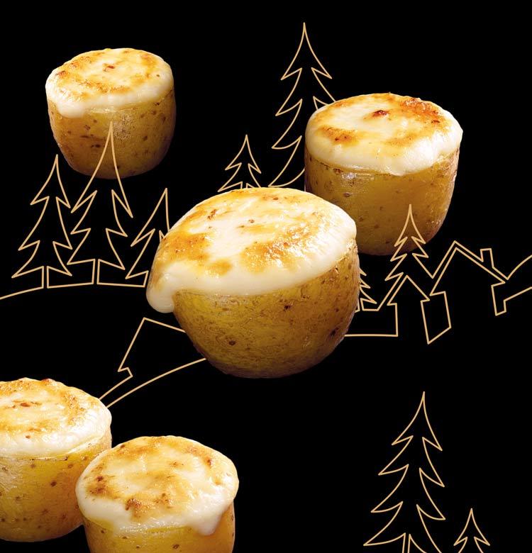 Le fromage coulant : un vrai sport d'hiver avec la Maison Thiriet !