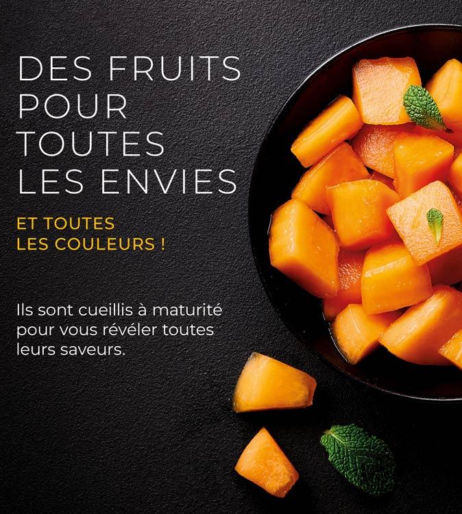 Des fruits pour toutes les envies chez la Maison Thiriet !