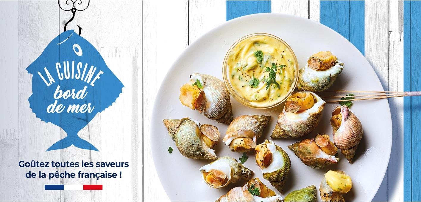 Goûtez toutes les saveurs de la pêche française avec la Maison Thiriet ! 949