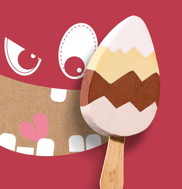 Découvrez les glaces pour enfants de la Maison Thiriet pour leur faire plaisir à coup sûr !