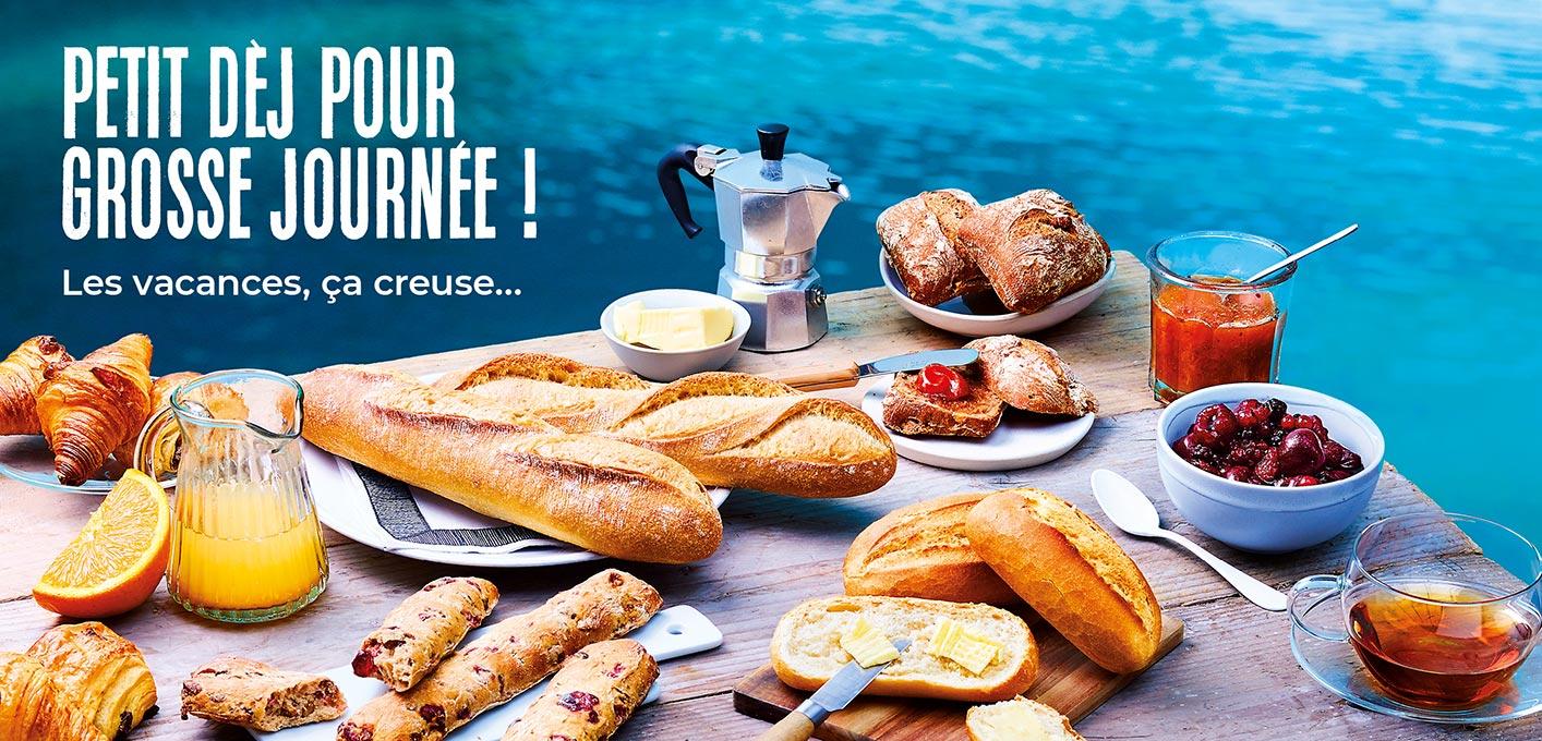 Préparez votre petit-déjeuner avec la Maison Thiriet !