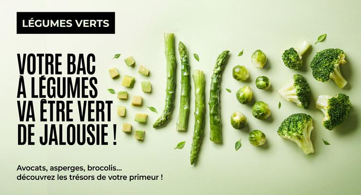Avocats, asperges, brocolis… découvrez le primeur de la Maison Thiriet !