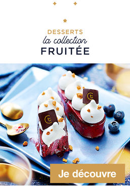 Desserts, la collection fruitée