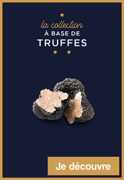La collection à base de truffes