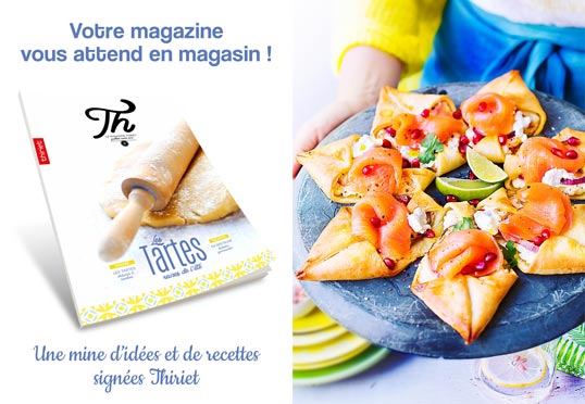 Votre magazine Thiriet vous attend en magasin !