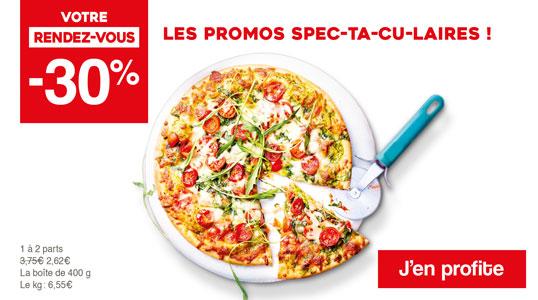 Les promotions Thiriet : -30% dès deux produits achetés au choix !