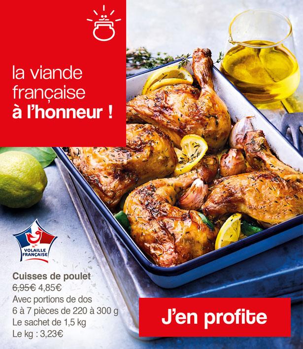 La viande française à l'honneur avec La Maison Thiriet !