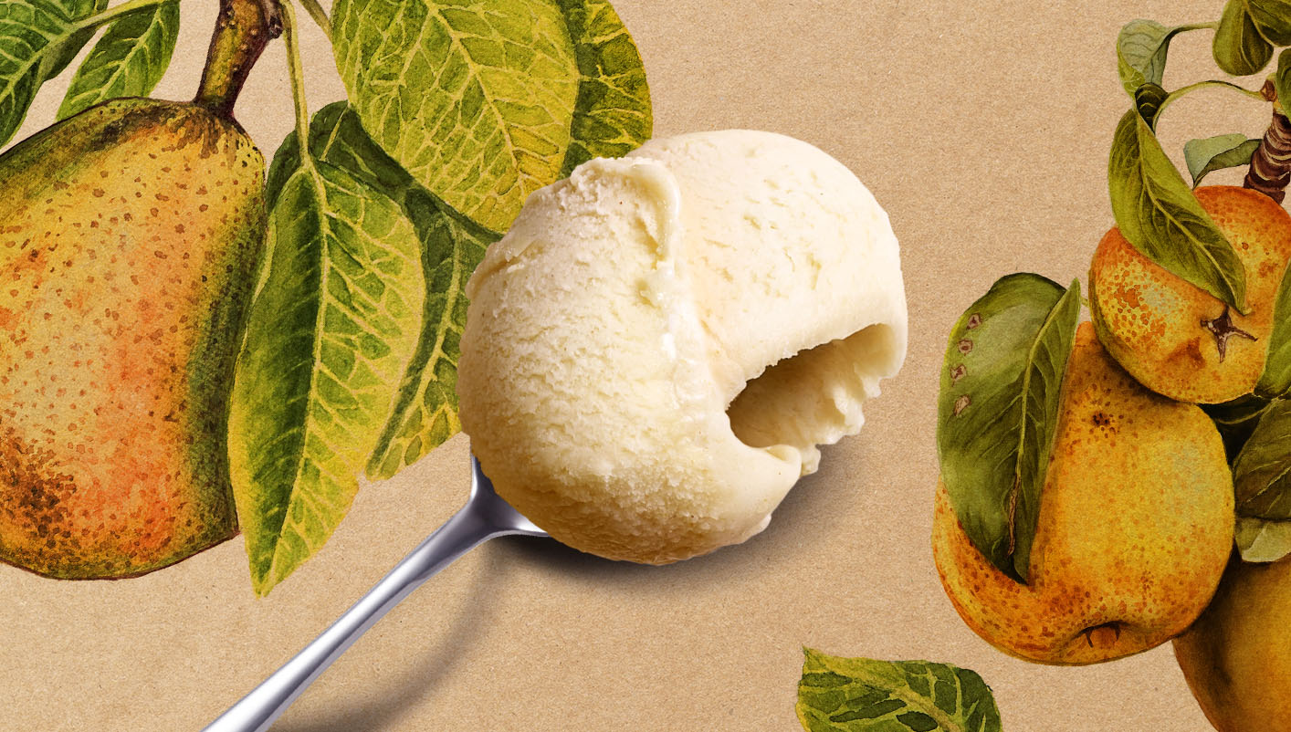 Sorbet Plein Fruit Poire