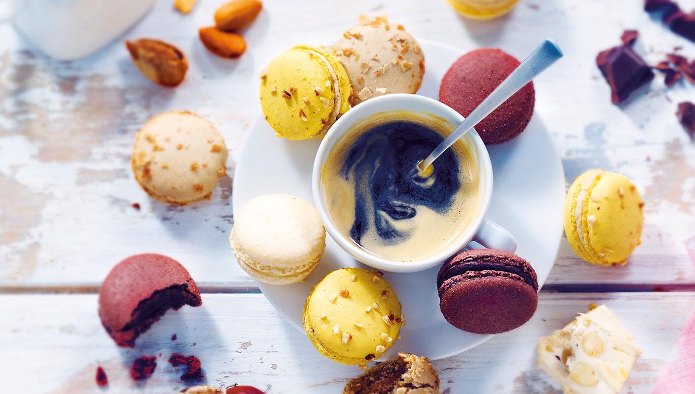 12 Macarons confiseur™