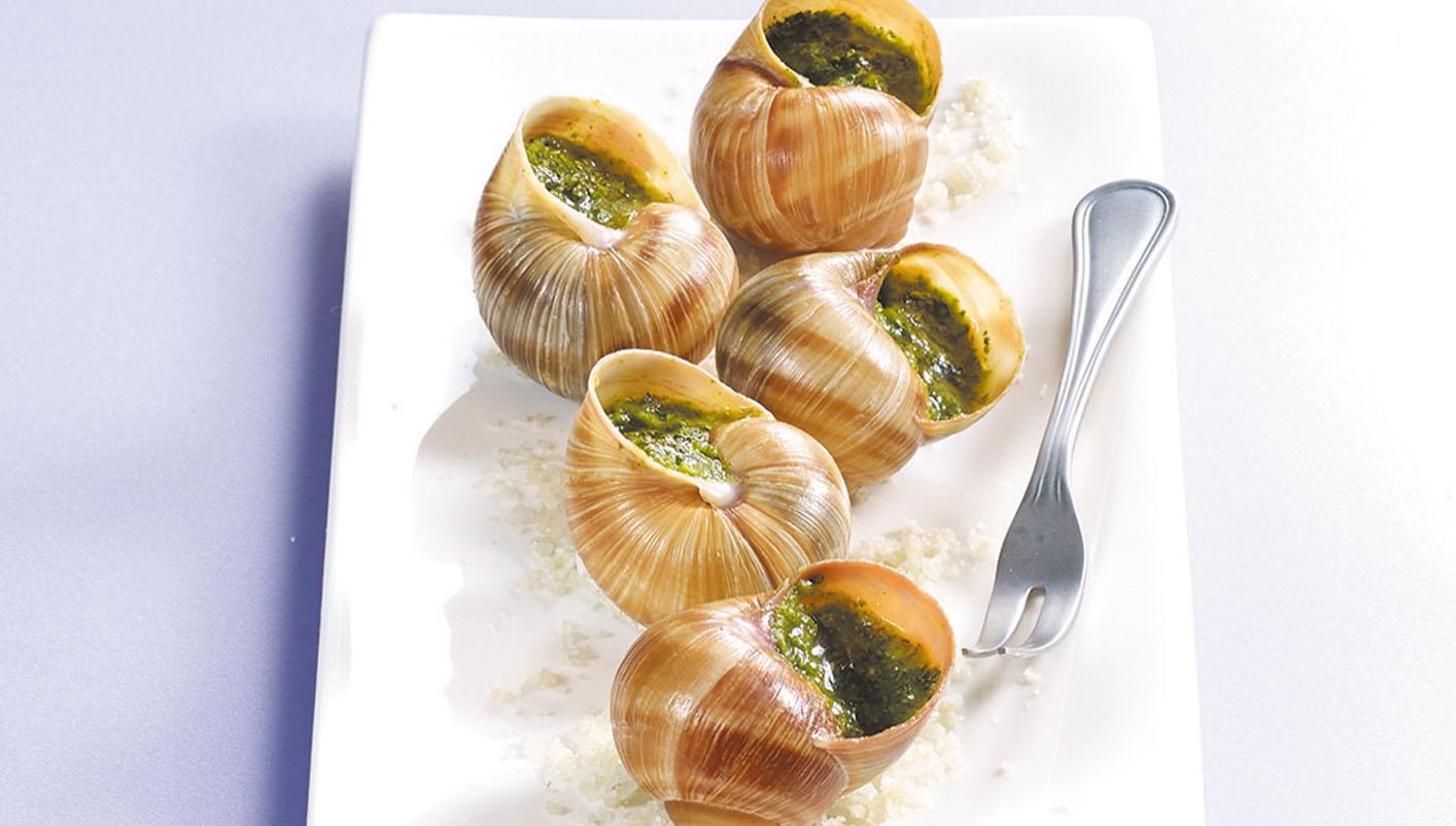 12 Escargots Bourgogne Label Rouge belle grosseur