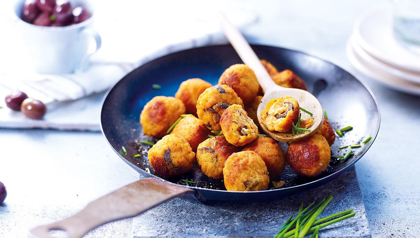 Boulettes de poulet à la provençale