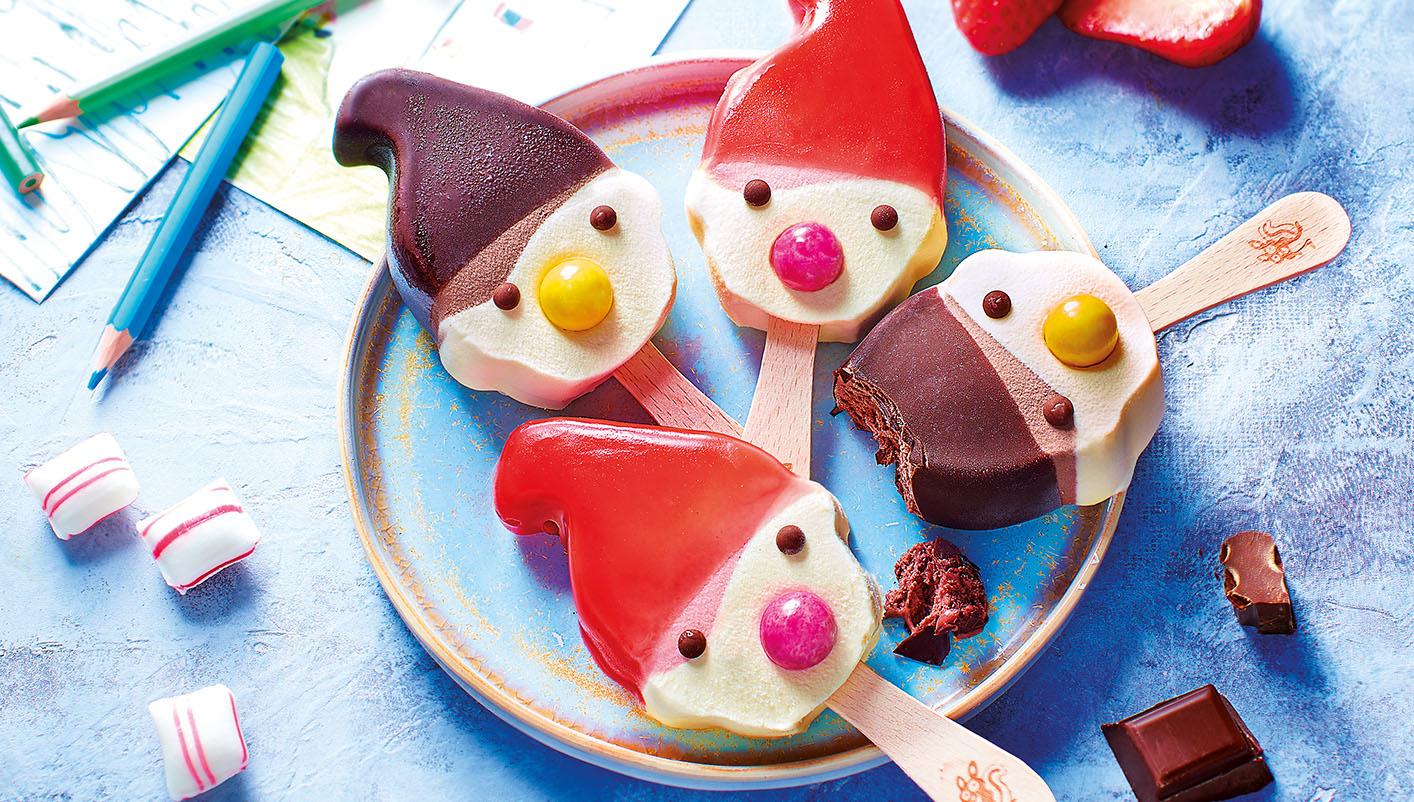 8 Figgy's™ Vanille/Chocolat