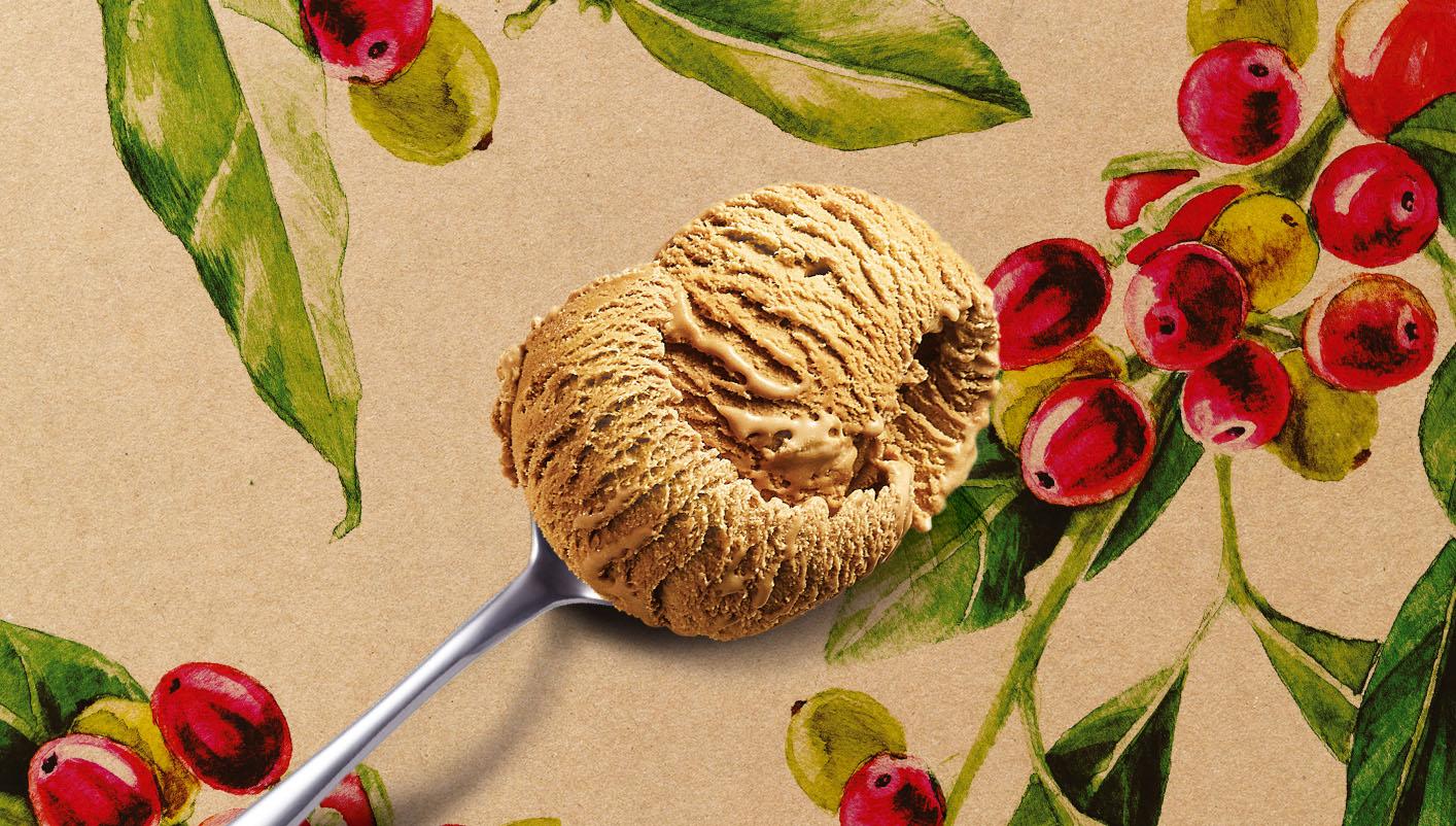 Crème glacée Café arabica