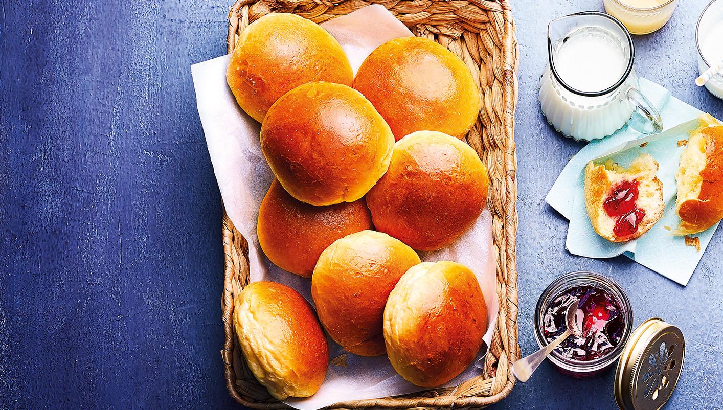 9 Briochettes pur beurre