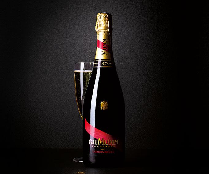 Champagne Brut Cordon Rouge Mumm