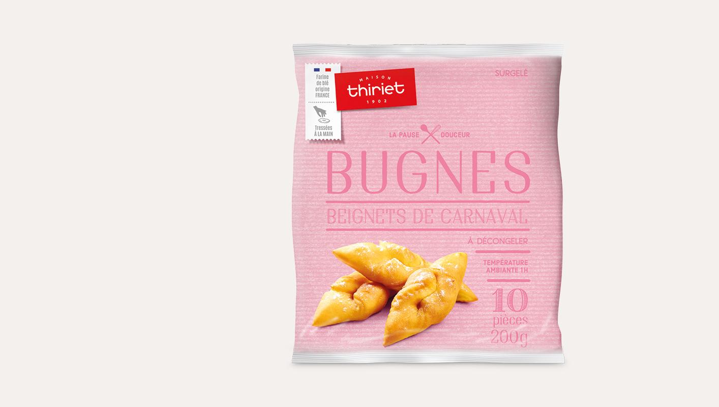 10 Bugnes