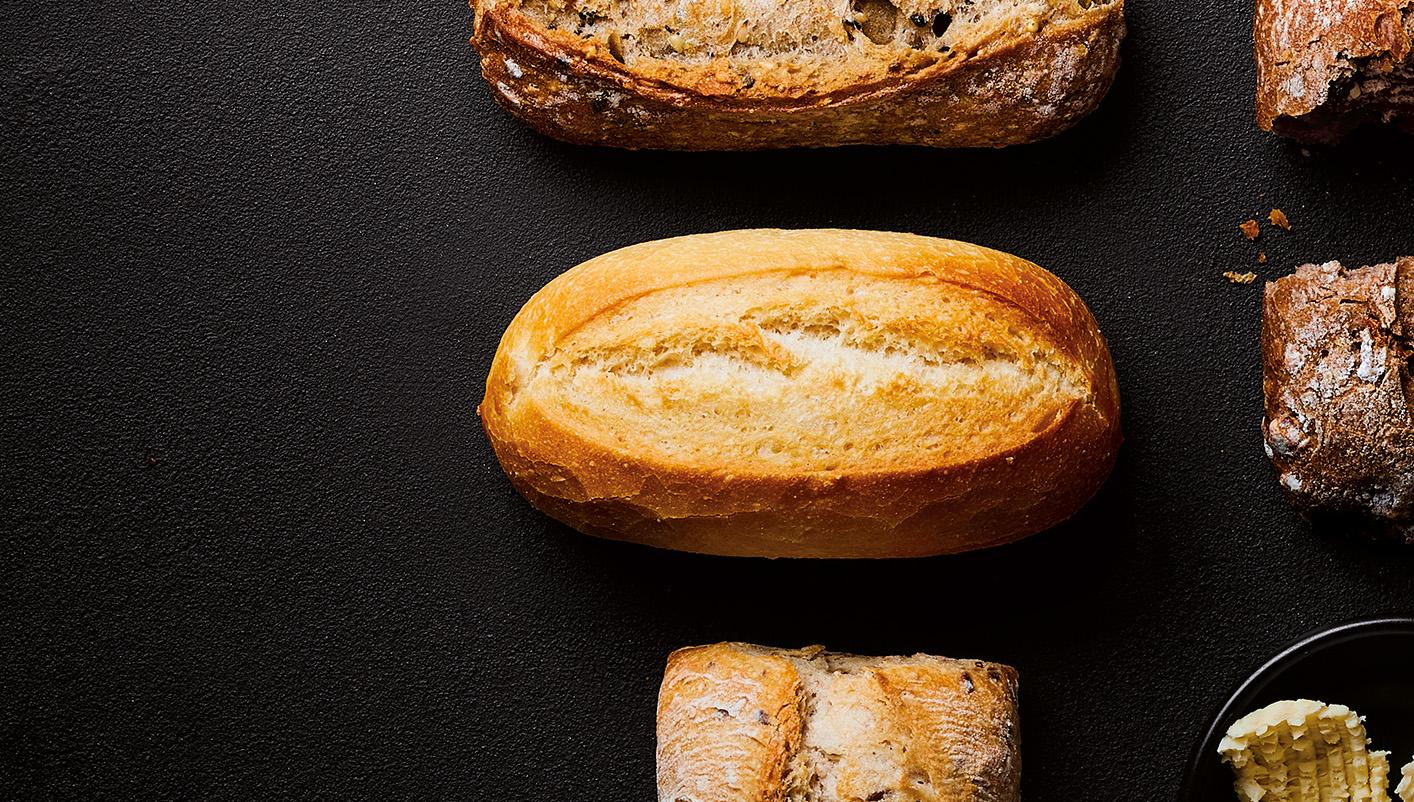 4 Petits pains de campagne