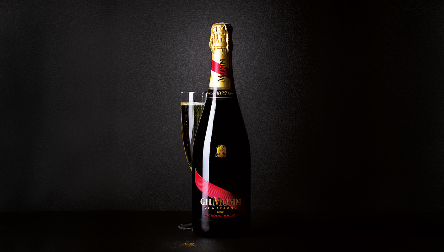 Champagne brut 'Cordon Rouge Mumm'
