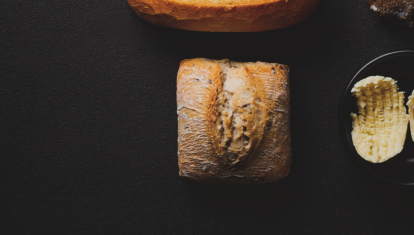 4 Petits pains multigrains biologiques