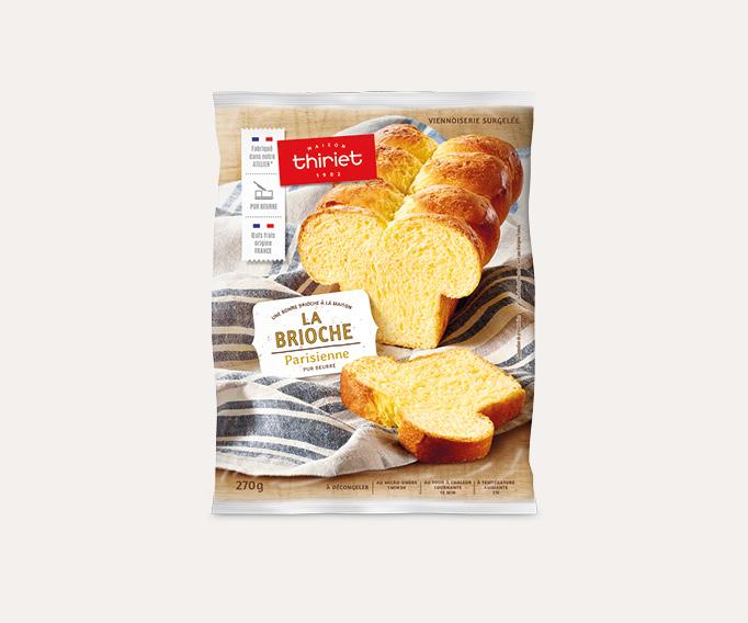 1 Brioche parisienne pur beurre