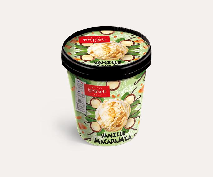 Vanille macadamia
