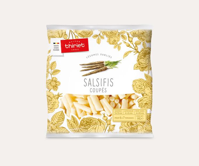 Salsifis coupés