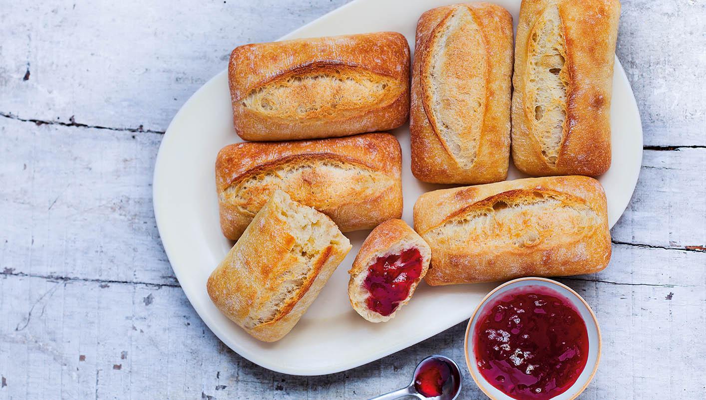 8 Petits pains
