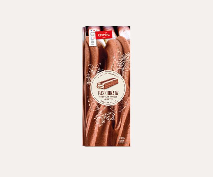 Passionata™ vanille chocolat noisette