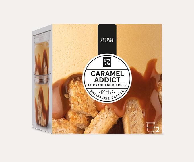Le craquage du chef - Caramel Addict