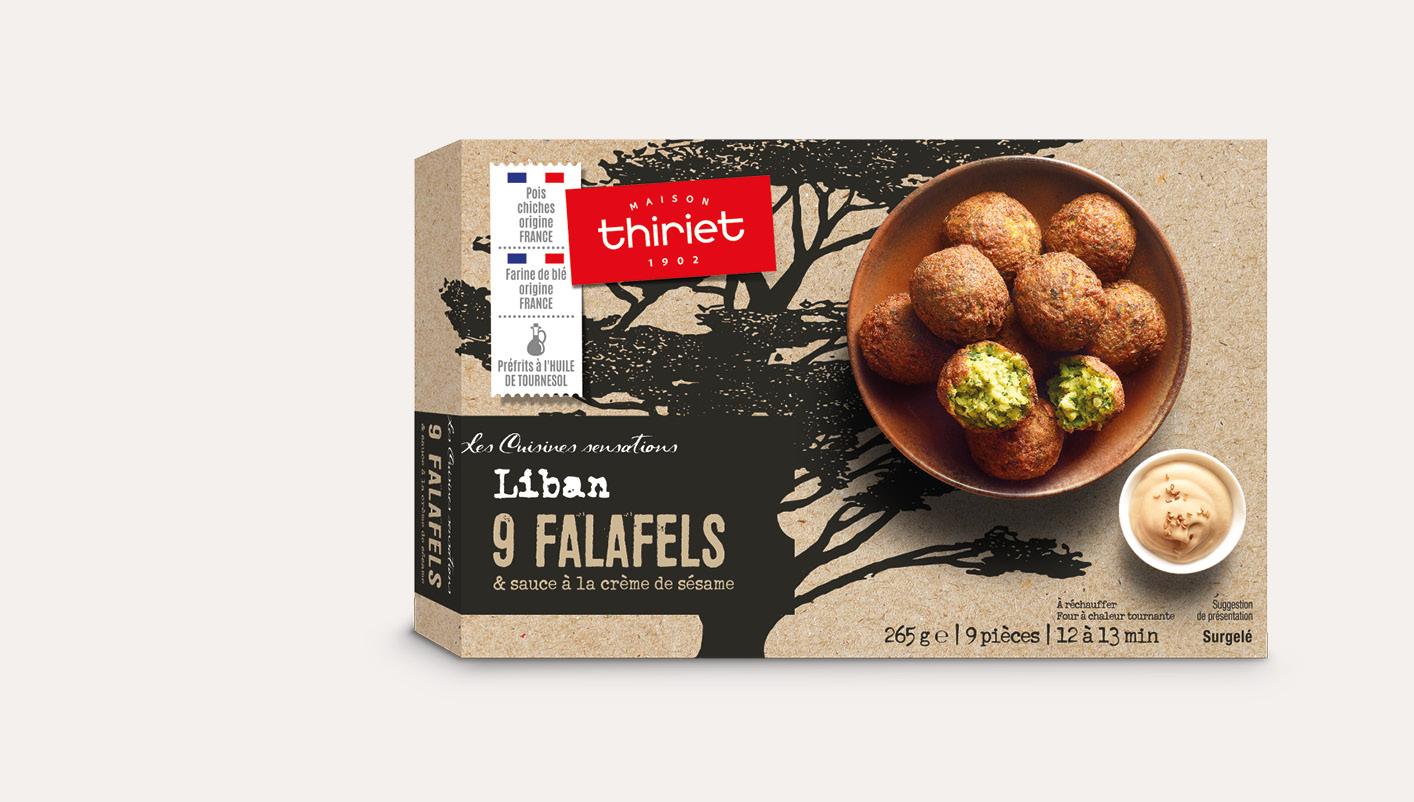 9 Falafels
