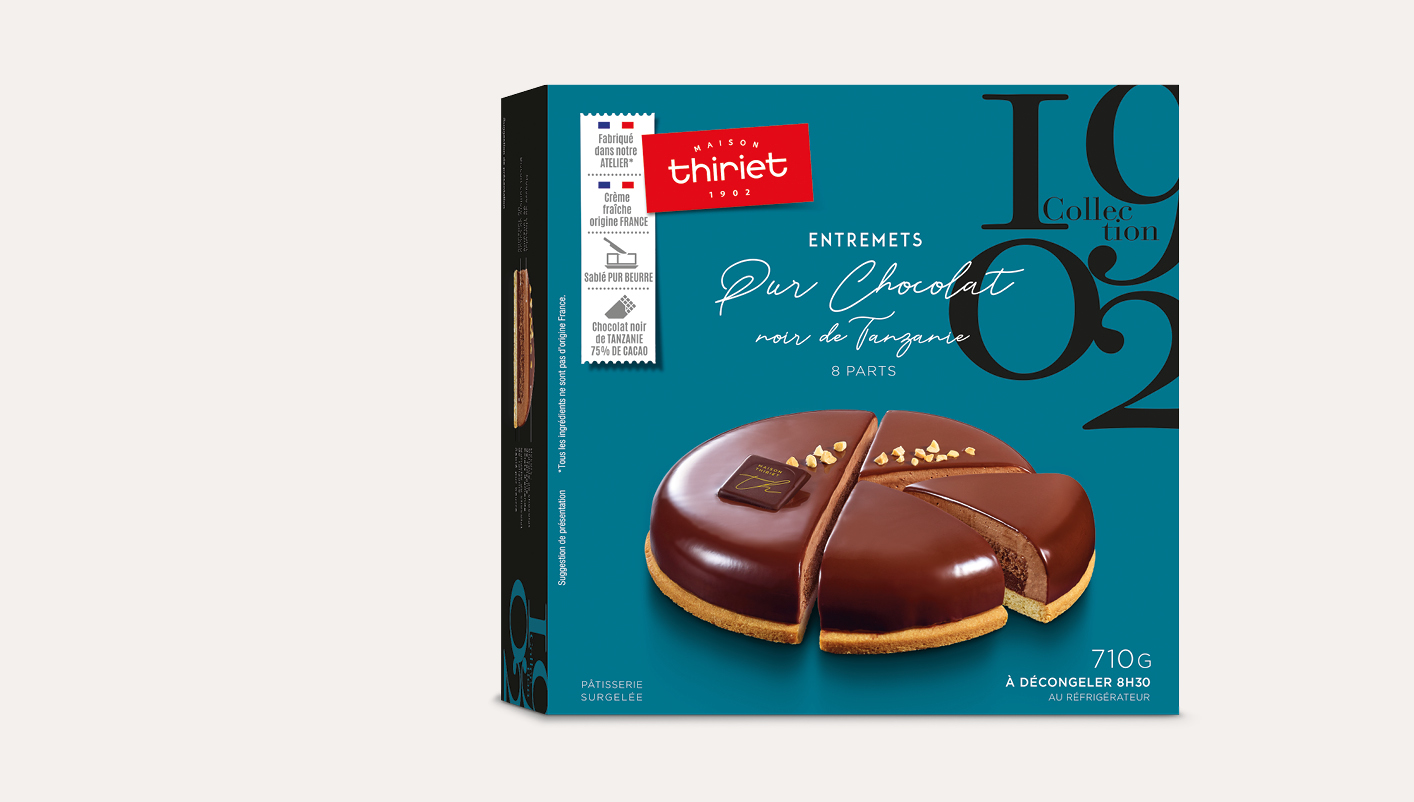 Pur Chocolat noir de Tanzanie