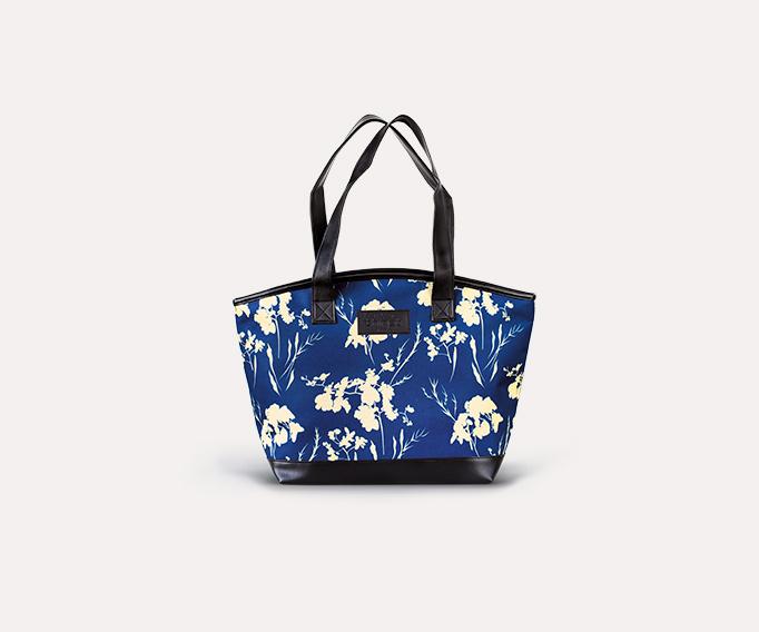 City bag isotherme Floral