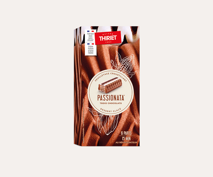Passionata™ 3 chocolats