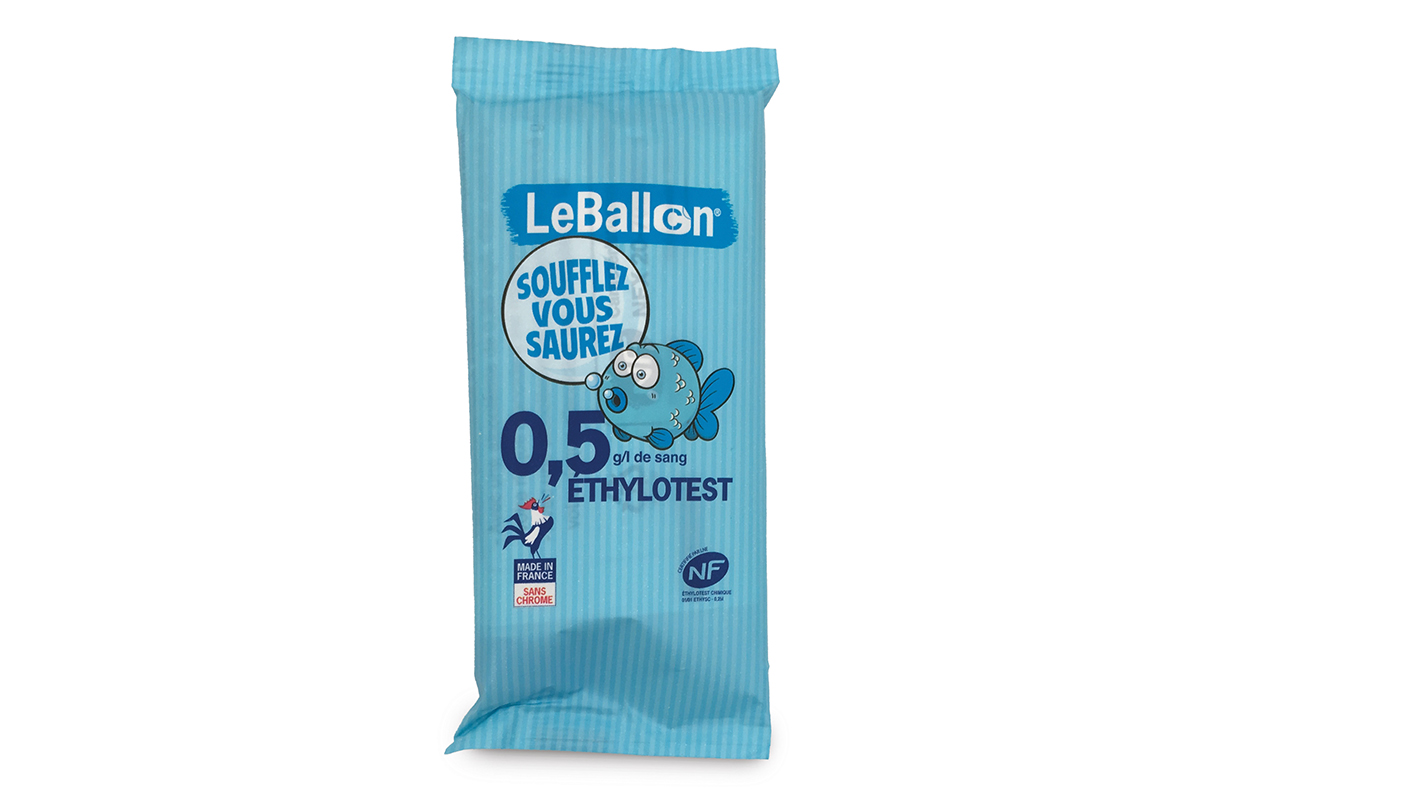 1 Ethylotest 0.5