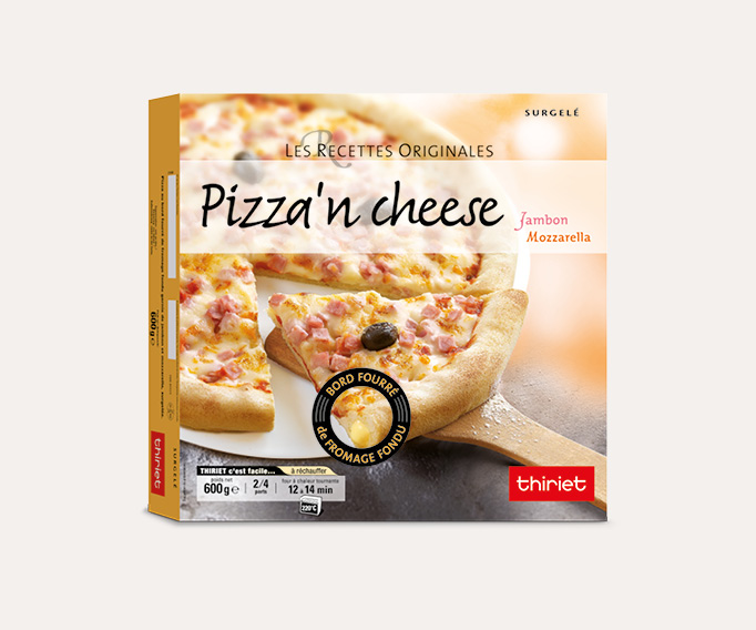 Pizza'n cheese™ Classic