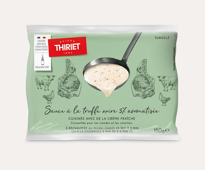 Sauce à la truffe noire 3%