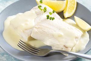 Colin d 39 alaska sauce citron surgel gamme offres du mois - Cuisiner du colin surgele ...
