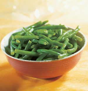 Haricots verts tr s fins surgel gamme l gumes fruits aides culinaires sur thiriet - Haricot vert fruit ou legume ...
