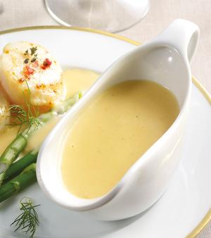 sauce au champagne surgel gamme offres du mois sur thiriet. Black Bedroom Furniture Sets. Home Design Ideas