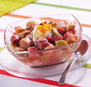 rhubarbe en morceaux surgel gamme l gumes fruits aides culinaires sur thiriet. Black Bedroom Furniture Sets. Home Design Ideas