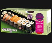 10 Sushi