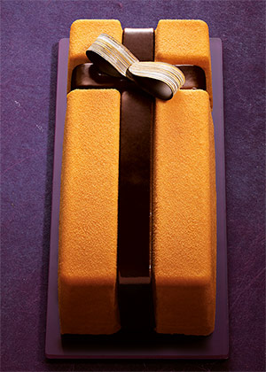 le cadeau caramel chocolat amande surgel gamme. Black Bedroom Furniture Sets. Home Design Ideas